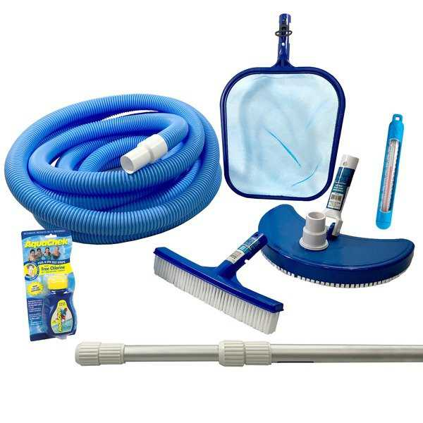 Blue Wave Standard Maintenance Kit for Above Ground Pools