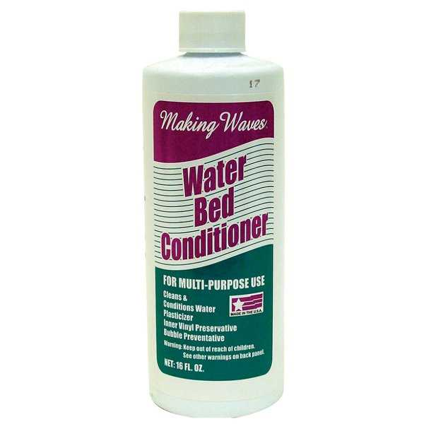 Making Waves 1WC Waterbed Conditioner, 16 Oz.