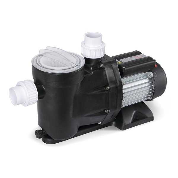 ARKSEN 1.2Hp 110-120V Swimming Pool Hot Tub Spa Portable Waterproof Electric Water Pump, UL Certified