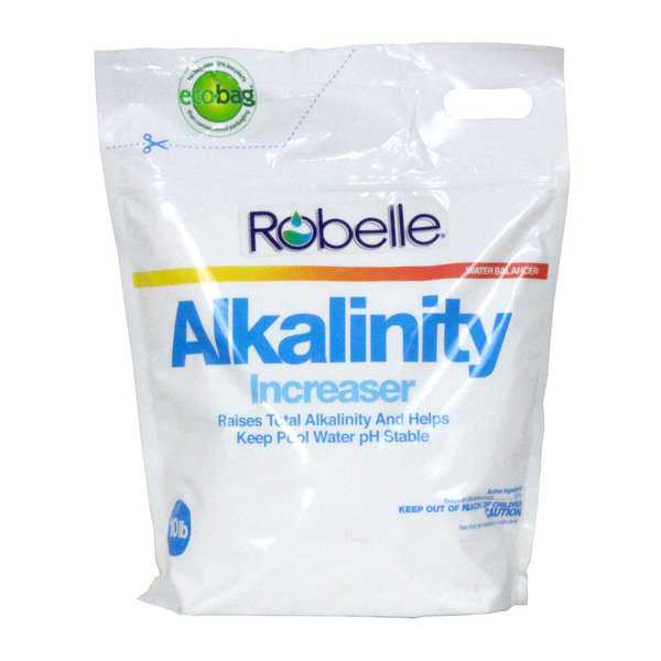 Robelle Total Alkalinity Increaser for Swimming Pools